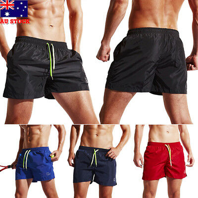 NEW Mens Summer Casual Shorts Pants Baggy Gym Sports Jogger Sweat Beach Trouser