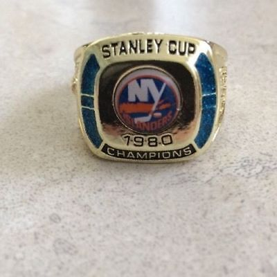 Molson Canadian New York Islanders Stanley Cup Ring NHL Hockey (NEW) USA SELLER!