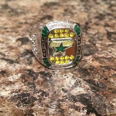 Molson Canadian 1999 DALLAS STARS Stanley Cup Ring NHL Hockey (NEW) *USA SELLER*