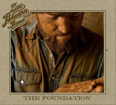 Zac Brown Band The Foundation DIGIPAK CD NEW
