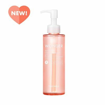 [TONY MOLY] WONDER APRICOT DEEP CLEANSING OIL - 190ml