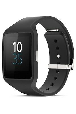 Official Sony SWR50 SmartWatch 3 / Android Watch - Black - C-Grade