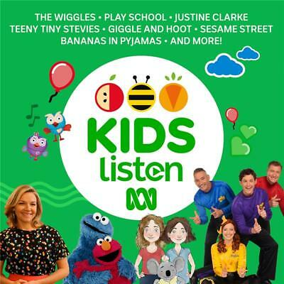 ABC Kids Listen Various Artists CD NEW