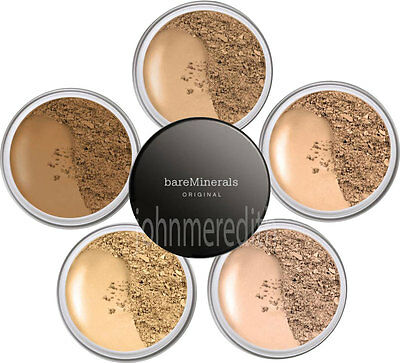 bareminerals ORIGINAL/MATTE SPF 15 Mineral foundation. ALL SHADES. Full Size