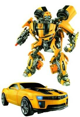 Transformers Movie Ultimate Bumblebee Massive Action Figure 30Cm+ Misb!