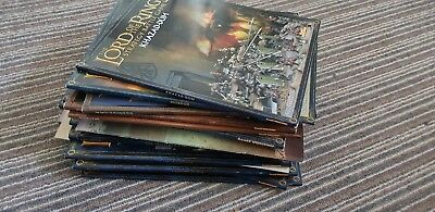 Middle Earth SBG Hobbit Lord Of The Rings LOTR Book Collection Many classics