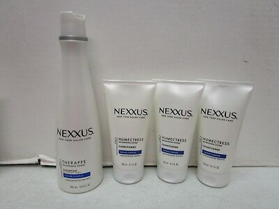 4 Nexxus Replenishing System Caviar Complex Shampoo & Conditioner Mm 12616
