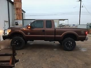 2011 Ford F-250  ford f-250 4x4