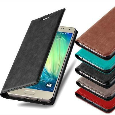 Housse Etui pour Wiko Coque Cover Case Book Portefeuille Aimant Invisible