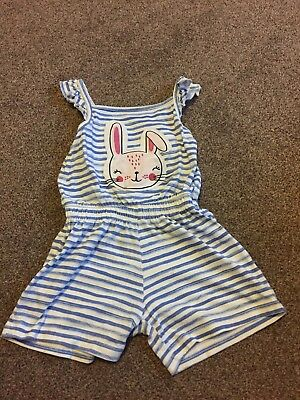 George Summer Playsuit Age 4 - 5 Years