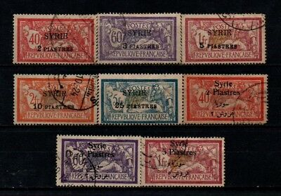 Very Old Stamps from French Syria. 2.