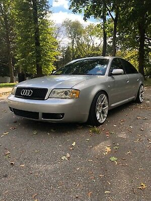 2003 Audi A6  2003 Audi A6 2.7 Stage 3 6 Speed Manual