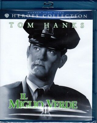 The Green Mile / Tom Hanks (Blu Ray) mit deutschem Ton <431>