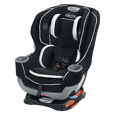 Graco Extend2fit Convertible Car Seat (Multiple Colors Available)