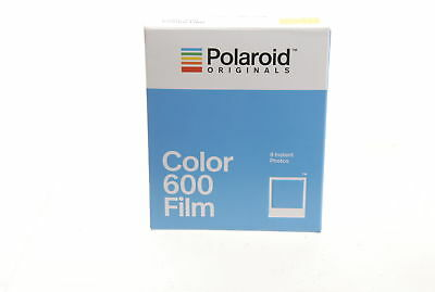 Polaroid Color 600 Instant Film also for iType and Impulse. 8 frames. Graded:...