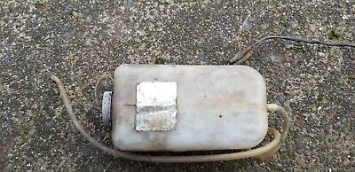 1967 Datsun RL411 Windshield Washer Bottle Tank Pump R411 410 411 Original