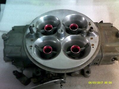 Holley 4500 Dominator Pro Systems Modified alcohol race carb