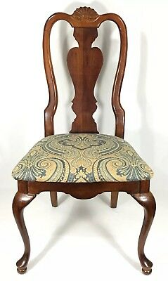 AMERICAN DREW Cherry Grove Queen Anne Style Dining Side Chair WOOD USA FURNITURE