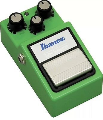 BRAND NEW IN PACKAGING Ibanez TS9 Tube Screamer Effects Pedal
