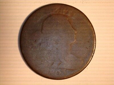 1803 Draped Bust Large Cent Fair Details   <> RARE IN ANY GRADE <>