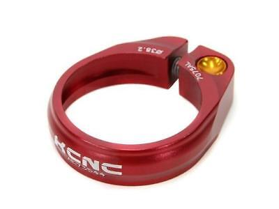 KCNC SC9 Sattelklemme Red
