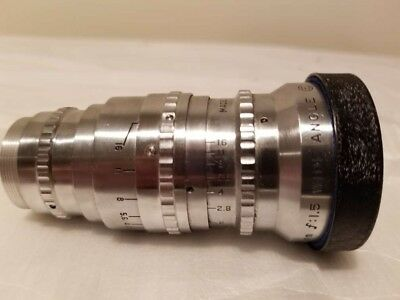 Elgeet 13mm F/1.5 Wide Angle 16mm Movie C Mount Lens