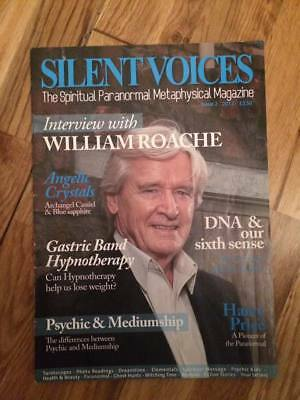 Silent Voices The Spiritual Paranormal Metaphysical Magazine Issue 2 2012
