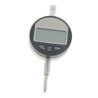 Electronic Digital Probe Dial Indicator Test Gauge 0-12.7mm/0.5 Inch, 0.01mm