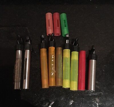 Solar Carp Fishing Bobbins Assorted