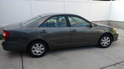 2003 Toyota Camry LE 2003 Toyota Camry LE 2.4L 4 Cyl
