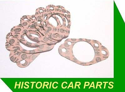 """SU Carb H4 1½"""" Float Chamber to Carburettor JOINT SEALS for MGA 1600cc 1958-60"""