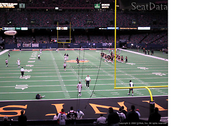 2 Lower Level Saints VS Panthe Tickets! Sunday Dec 30 2018 NR! E Delivery - Fast