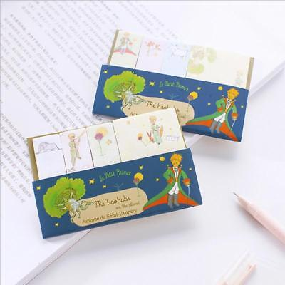 Little Prince Memo Pad Weekly Plan Sticky Notes Stationery Planner Stickers New