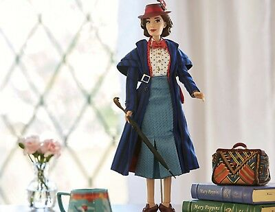 Disney Store Limited Edition Mary Poppins Returns Doll LE of 4000