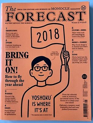 The Forecast by Monocle Magazine - Issue 07