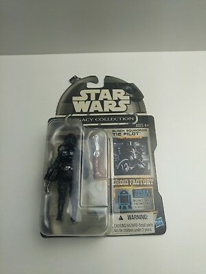 STAR WARS Legacy Collection Droid Factory 6 Actionfiguren Set