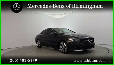 2018 Mercedes-Benz CLA-Class CLA 250 2018 CLA 250 Used Turbo 2L I4 16V 4MATIC Sedan Premium