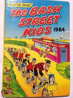 THE BASH STREET KIDS Annual 1984. Good Condition **Free UK Postage**