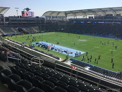 Ravens vs Chargers (2) tickets 12/22/18