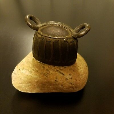 Ancient Viking Bronze Bell / Battle Bell / Chime 900-1100AD