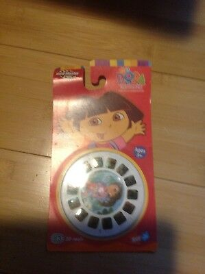 New Viewmaster Reel Dora The Explorer !