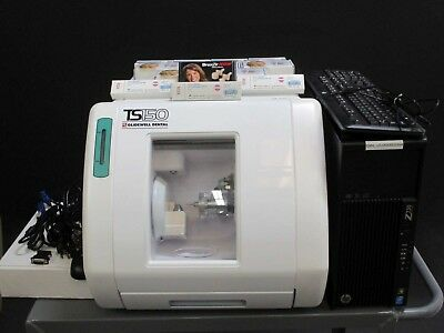 Glidwell Dental TS150 Dental Laboratory Milling Machine for CAD/CAM Restorations