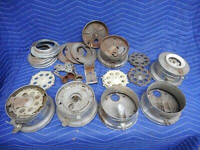 Group Lot of Vintage FORD Gumball Penny Vending Machine PARTS Group 2