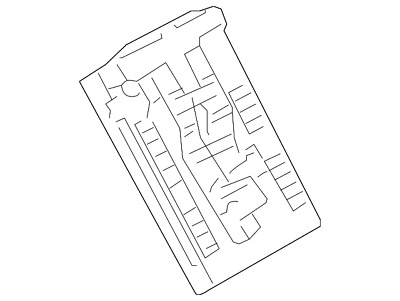 Door Frame Terminology Diagram On 2010 Nissan Altima Fuse Box