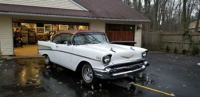 1957 Chevrolet Bel Air/150/210 Bel Air 1957 Chevrolet Bel Air 2 door hard top sport coupe