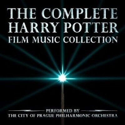 Complete Harry Potter Collection 2 Cd New+