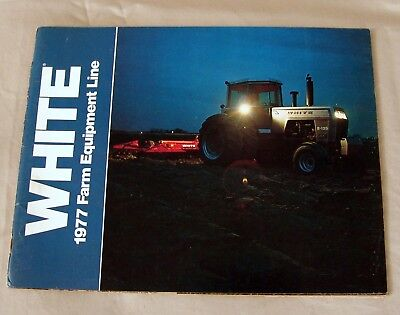 Vintage White Farm Equipment Complete Buyers Guide For The Year 1977!