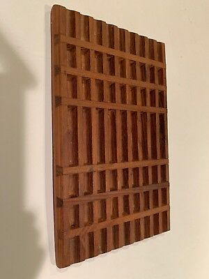 Dansk Cutting Board Mid-Century