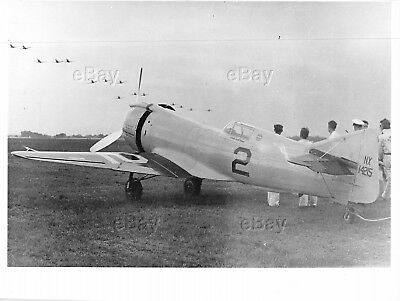 Vintage Original Aircraft Photo Nx14215 Marcoux-Bromberg R-3 Special Racer Flyer