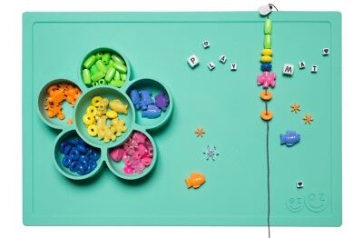 The Play Mat EzPz ~ One-piece Placemat + Compartments ~ Less Mess More Fun